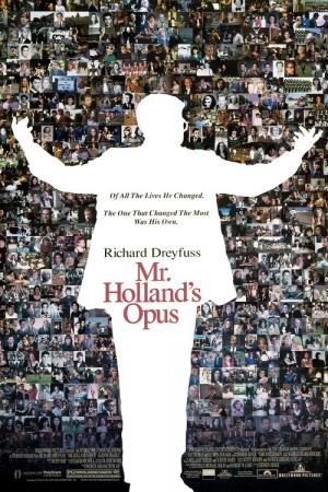 Herr Hollands opus (1995)