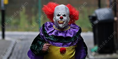 killer clown filmer